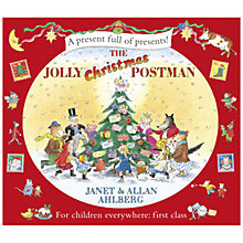 Buy The Jolly Christmas Postman Online at johnlewis.com
