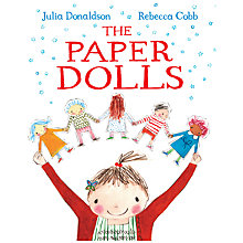 Buy The Paper Dolls Book Online at johnlewis.com