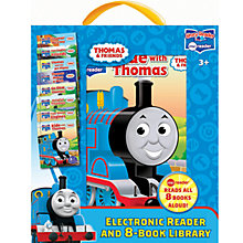 Buy Thomas the Tank Engine Reader with 8 Stories Online at johnlewis.com