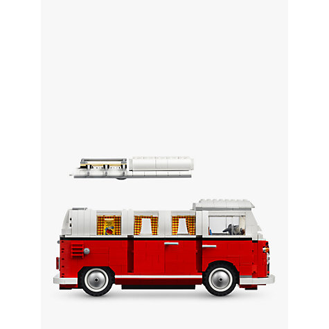 Buy LEGO Creator VW Camper Van Online at johnlewis.com
