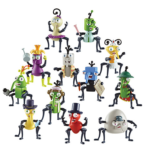 Buy Bin Weevils Character, Assorted Online at johnlewis.com
