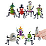 Bin Weevils Character Figures, Pack of 4, Assorted
