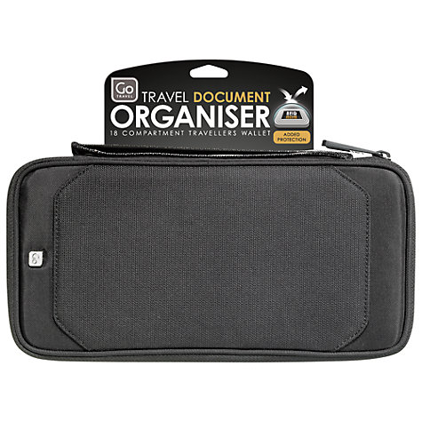 Buy Design Go Travel Document Organiser Online at johnlewis.com