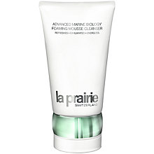 Buy La Prairie Advanced Marine Biology Foaming Mousse Cleanser, 125ml Online at johnlewis.com