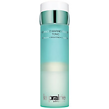 Buy La Prairie Advanced Marine Biology Tonic, 150ml Online at johnlewis.com