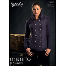 Buy Twilleys Wendy Merino Chunky Leaflet, 5618 Online at johnlewis.com