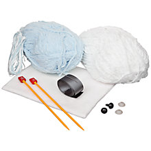 Buy Twilleys Penguin Knit Kit Online at johnlewis.com