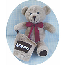 Buy Twilleys Bruno Bear Knit Kit Online at johnlewis.com