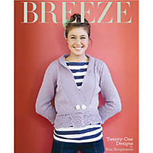 Buy Rowan Breeze Knitting & Crochet Patterns Book Online at johnlewis.com