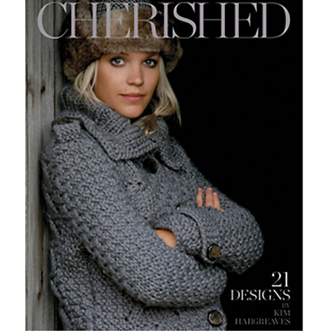Crochet Patterns John Lewis : Buy Rowan Cherished Knitting & Crochet Patterns Book John Lewis