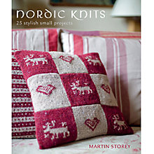 Buy Rowan Nordic Knits Knitting Patterns Book Online at johnlewis.com