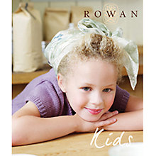 Buy Rowan Kids Knitting Pattern Brochure Online at johnlewis.com