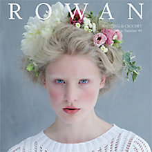 Buy Rowan Knitting & Crochet Magazine 49 SS11 Online at johnlewis.com