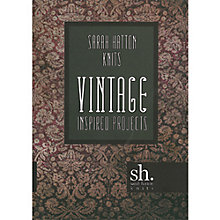 Buy Sarah Hatton Knits: Vintage Inspired Projects by Sarah Hatton Knitting Book Online at johnlewis.com