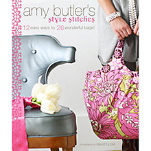 Buy Amy Butler's Style Stitches Book Online at johnlewis.com