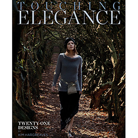 Buy Rowan Touching Elegance Knitting & Crochet Patterns Book Online at johnlewis.com