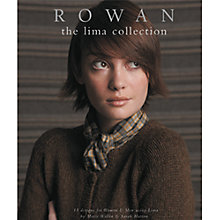 Buy Rowan The Lima Collection Knitting Patterns Brochure Online at johnlewis.com