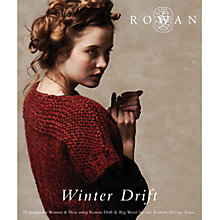 Buy Rowan Winter Drift Knitting Patterns Brochure Online at johnlewis.com