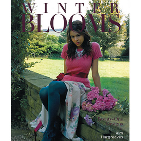 Buy Rowan Winter Blooms Knitting Patterns Book Online at johnlewis.com