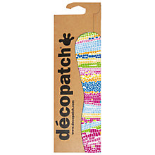 Buy Decopatch Paper, Pack of 3, Mosaic Online at johnlewis.com