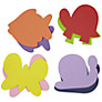 John Lewis Foam Animal Shapes, Pack of 8