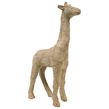 Buy Decopatch Animal Model, Extra Small Giraffe Online at johnlewis.com