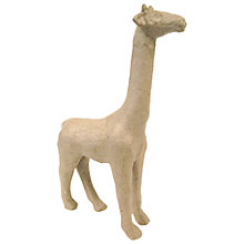 Buy Decopatch Animal Model, Small Giraffe Online at johnlewis.com