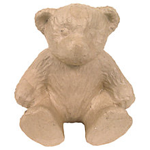 Buy Decopatch Animal Model, Bear Online at johnlewis.com