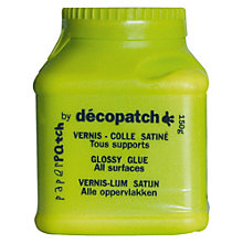 Buy Decopatch Glue, Varnish Online at johnlewis.com
