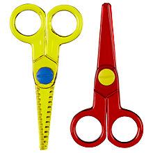 Buy John Lewis Scissors, Pack of 2 Online at johnlewis.com