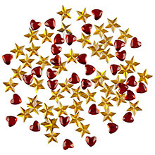 Buy John Lewis Star and Heart Gems Online at johnlewis.com