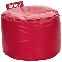 Buy Fat Boy Point Bean Bag, Red Online at johnlewis.com