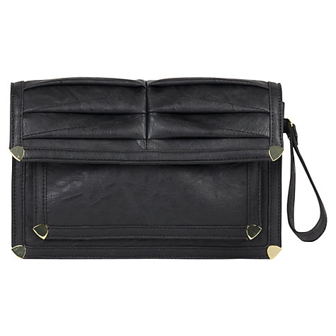 Buy Mischa Barton Hudson Clutch Handbag Online at johnlewis.com