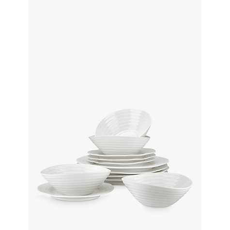 Buy Sophie Conran for Portmeirion Tableware Set, 12 Piece Online at johnlewis.com