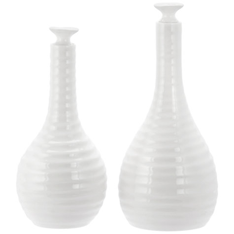 Buy Sophie Conran for Portmeirion Oil and Vinegar Set Online at johnlewis.com