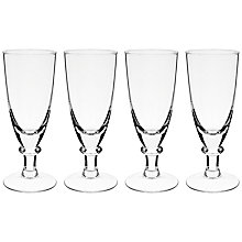 Buy John Lewis Ani Flutes, Set of 4 Online at johnlewis.com