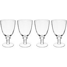 Buy John Lewis Ani Wine, 0.32L, Set of 4 Online at johnlewis.com