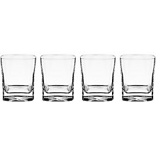 Buy John Lewis Cubo Tumblers, Set of 4 Online at johnlewis.com