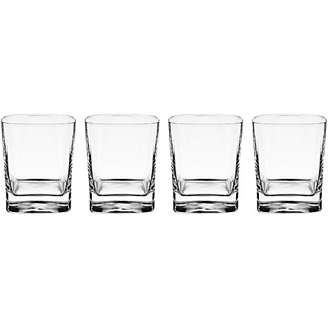 Buy John Lewis Cubo Glassware Online at johnlewis.com