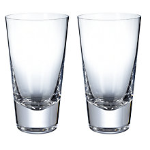 Buy LSA Madrid Highball Glasses, Set of 2, Clear Online at johnlewis.com