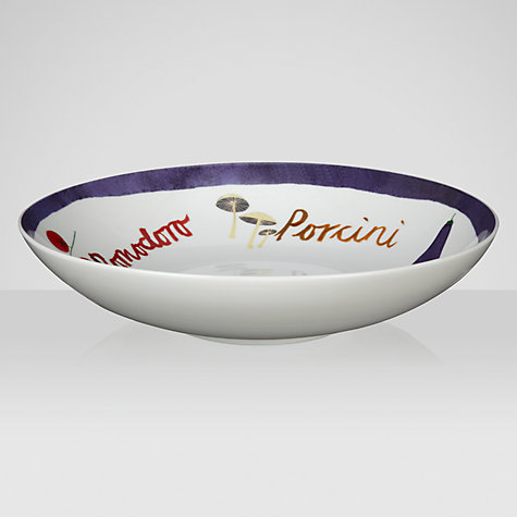 Buy John Lewis Pasta Serving Bowl Online at johnlewis.com