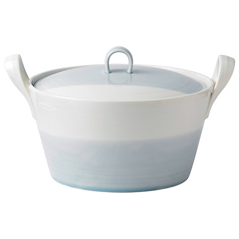Buy Royal Doulton 1815 Blue Casserole Dish, 2.5l Online at johnlewis.com