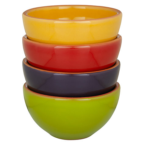 Buy John Lewis Al Fresco Dip Bowls, Set of 4 Online at johnlewis.com
