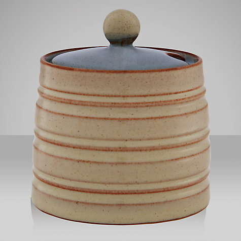 Buy Denby Heritage Terrace Covered Sugar Bowl Online at johnlewis.com