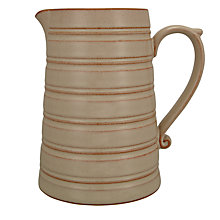 Buy Denby Heritage Terrace Large Jug, 1.1L Online at johnlewis.com