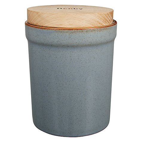Buy Denby Heritage Terrace Storage Jar Online at johnlewis.com