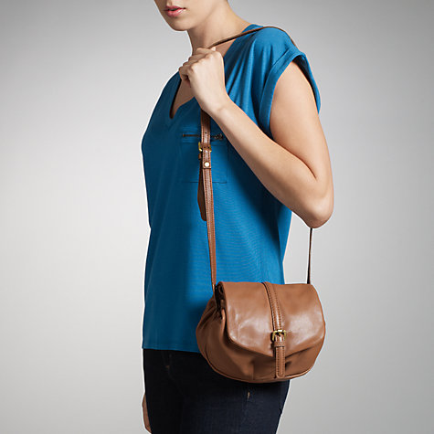 Buy Collection WEEKEND by John Lewis Mini Across Body Handbag Online at johnlewis.com