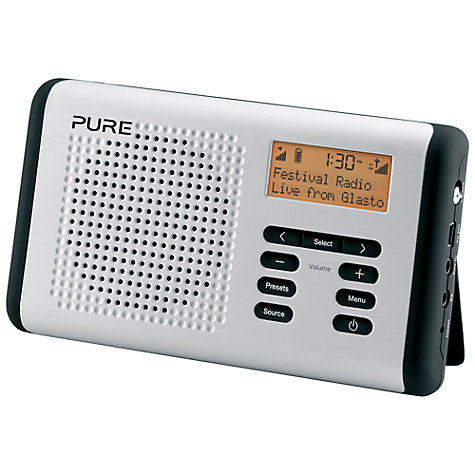 Buy Pure Move 400D DAB/FM Digital Radio Online at johnlewis.com