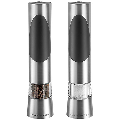 Buy Cole & Mason Richmond Salt and Pepper Mill Gift Set Online at johnlewis.com