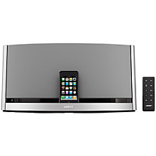 Buy Bose® SoundDock® 10 Bluetooth digital music system, Silver Online at johnlewis.com